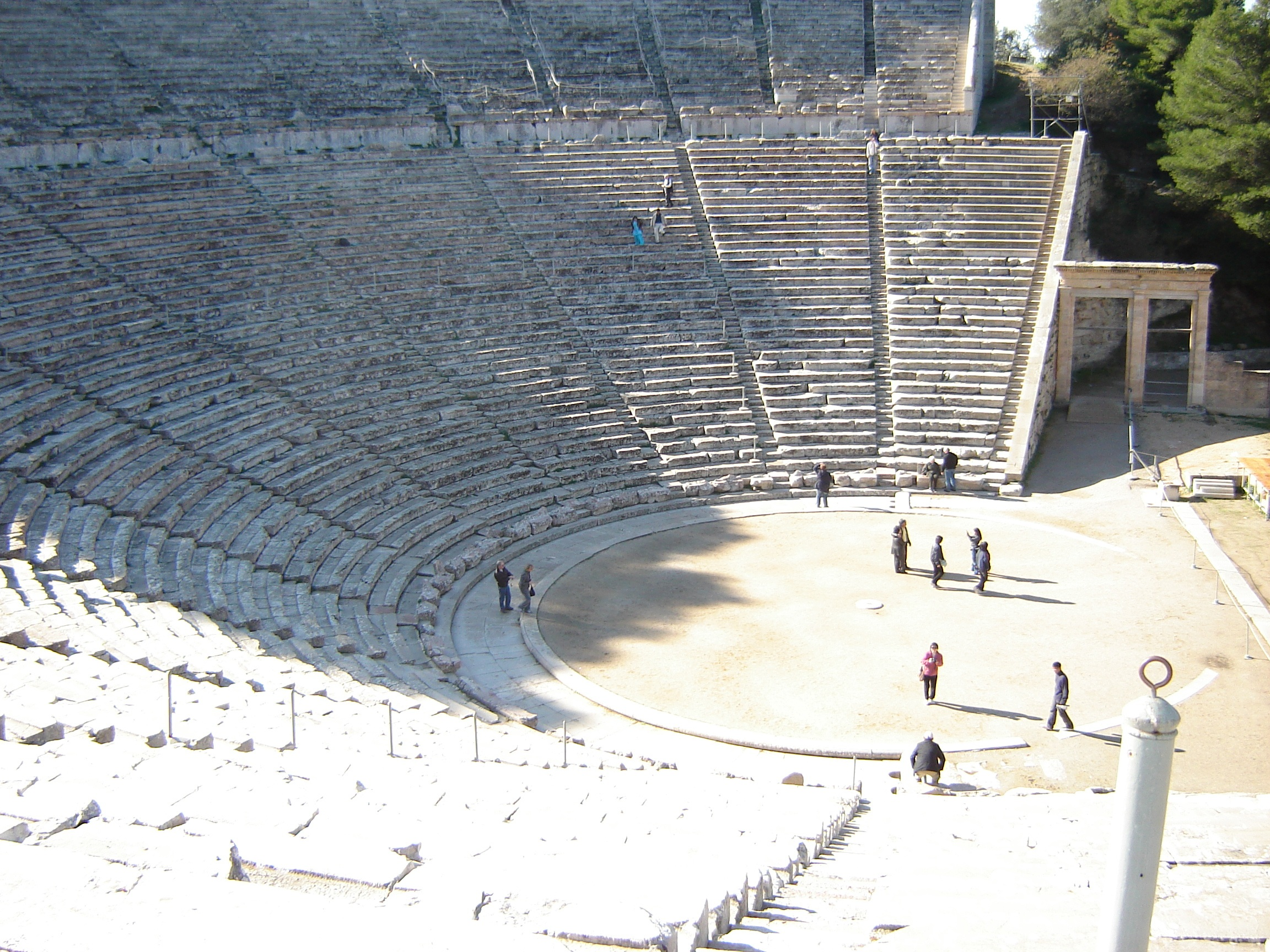 the characteristics of the theater and drama in ancient greece The ancient greek drama was a theatrical culture that flourished in ancient greece from c 700 bc the city-state of athens, which became a significant cultural, political, and military power during this period, was its center, where it was institutionalised as part of a festival called the dionysia, which honored the god dionysus.